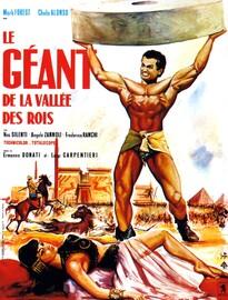 LE GÉANT DE LA VALLÉE DES ROIS BOX OFFICE FRANCE 1961