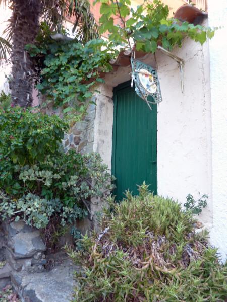Banyuls - Promenade du Cap d'Osna l'atelier du peintre