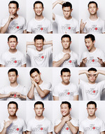 Joseph Gordon-Levitt faces