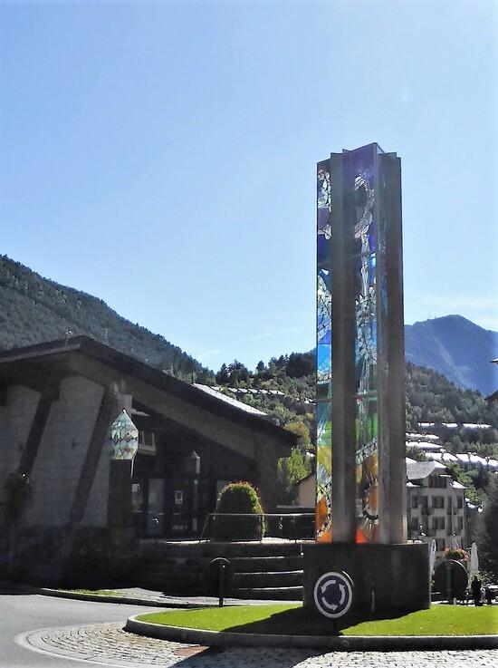 Petit retour en arrière : Andorre N° 3 ( Septembre 2017 )  Ordino