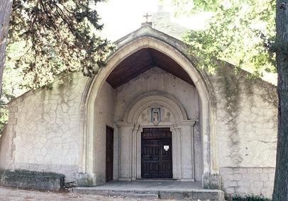 Visan : Notre-Dame des Vignes