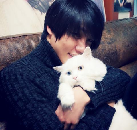 [twitter] osh_yoru - wonbin & pelo~