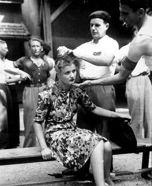 Les tondues de 1944