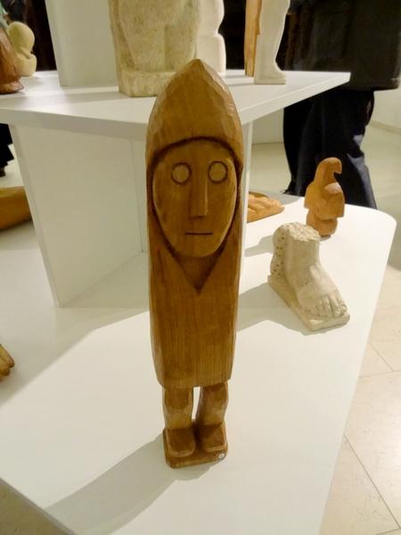 Eric de Laclos expose de magnifiques ex-votos au Musée du Pays Châtillonnais