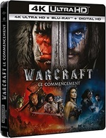 [UHD Blu-ray] Warcraft : Le commencement