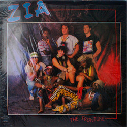 Zia - The Frontline - Complete LP