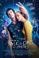 Affiche How to Talk to Girls at Parties (BIFFF 2018)