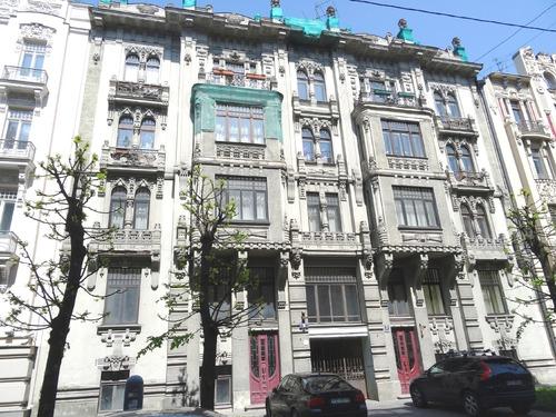 Riga: les fameuses maisons Art Nouveau (photos)