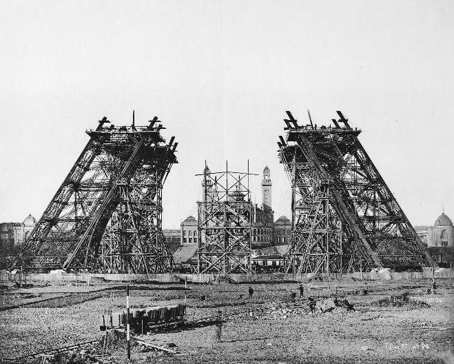 histoire tour eiffel 1888