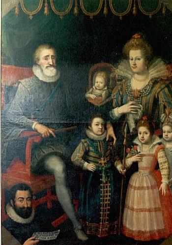 Fouquet et henri IV