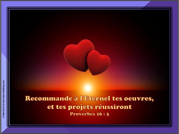 Ronde Versets du coeur 316