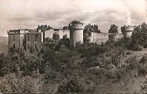 chateau grezels 1960