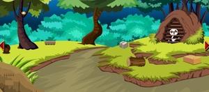 Jouer à Forest panda rescue