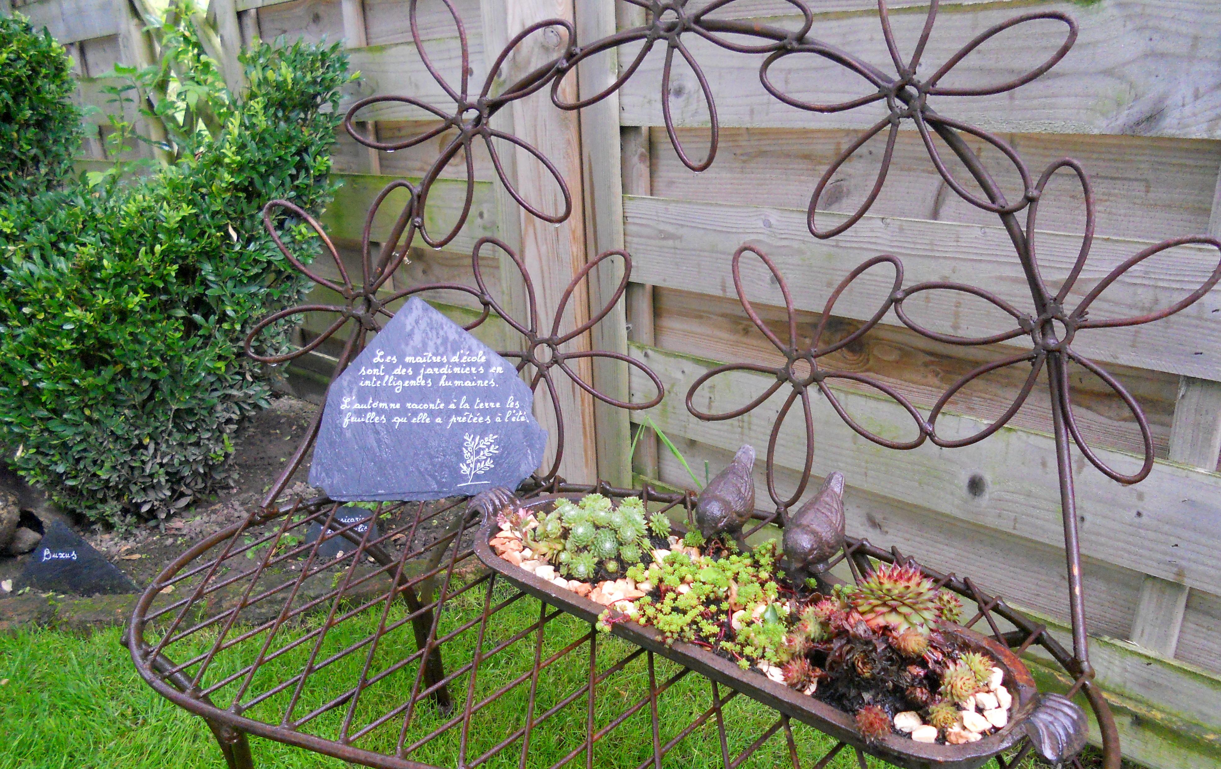 Visite de jardin le jardin et plus encore for Jardin a visiter