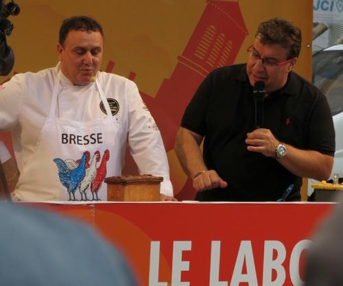 Festival de la gastronomie à Valence