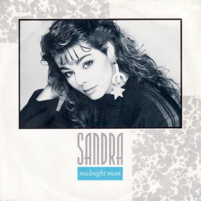 Sandra - Midnight Man - 1987