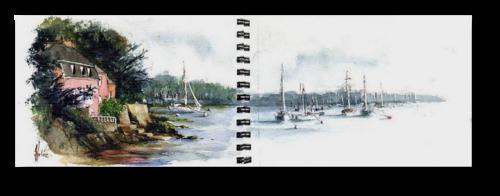 Le carnet : Port Anna...
