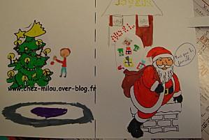 cartes de noël 201116