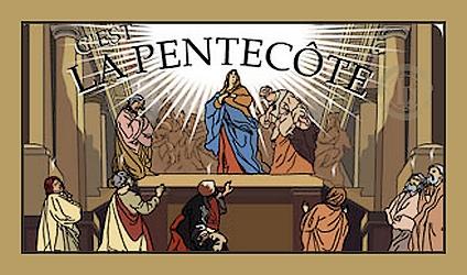 ╠♥╣ CARTE PENTECOTE