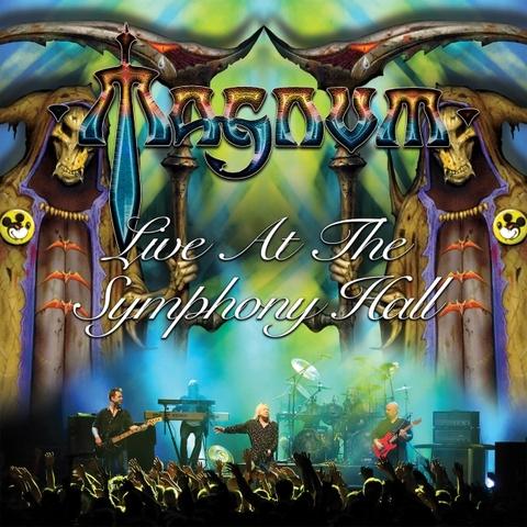 MAGNUM - Un extrait du futur album live Live At The Symphony Hall dévoilé