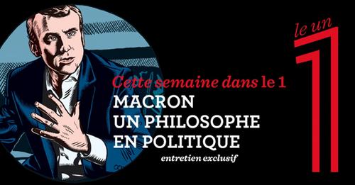 De imbécillité en politique, l'exemple de Macron