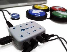 EnCore : interface usb 8 contacteurs