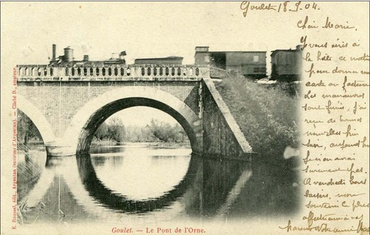 GOULET (rive droite)