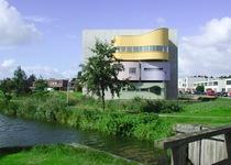 Groningen(pays-Bas) - Maison muraille