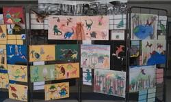 Exposition de fin d'année: Petites et grosses bêtes
