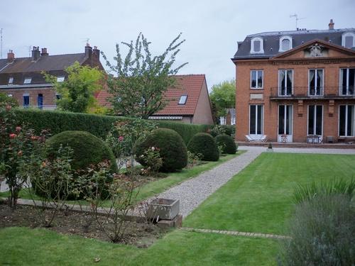 La villa d'Haussy à Villeneuve d'Ascq