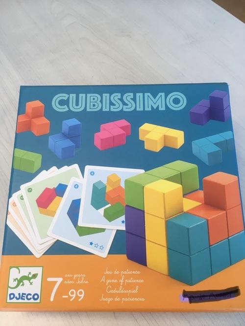 Polyssimo et Cubissimo de Djeco