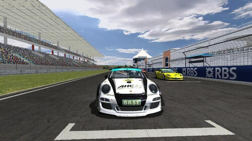 Team Aevitae Bleekemolen Racing Porsche 997 CupR