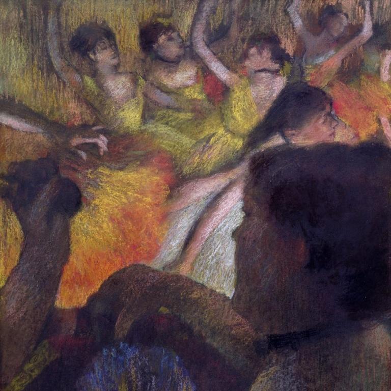 Degas et l'Opéra