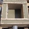 Coulage béton regards 40 X 40 eaux pluviales (2)