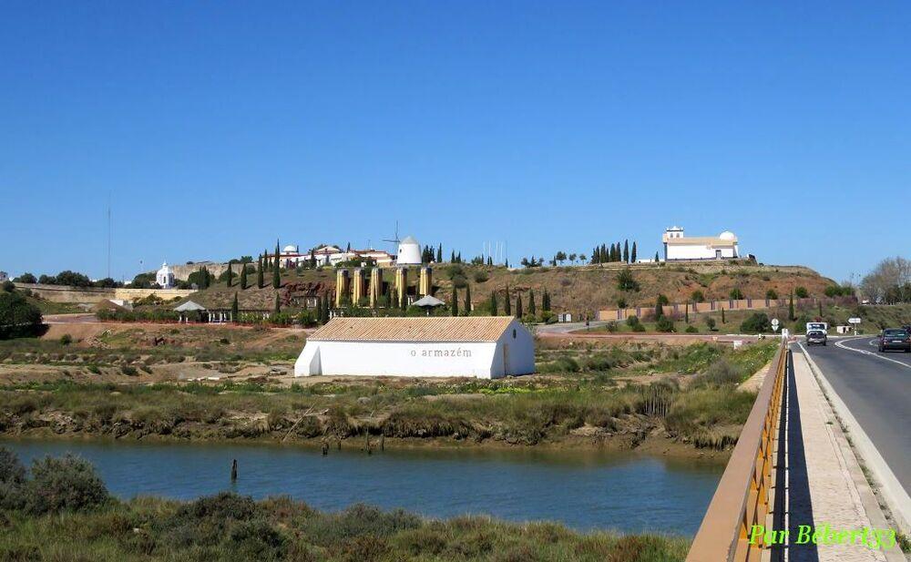 Castro Marim au Portugal