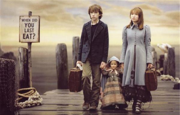 les desastreuses aventures des orphelins baudelaires film