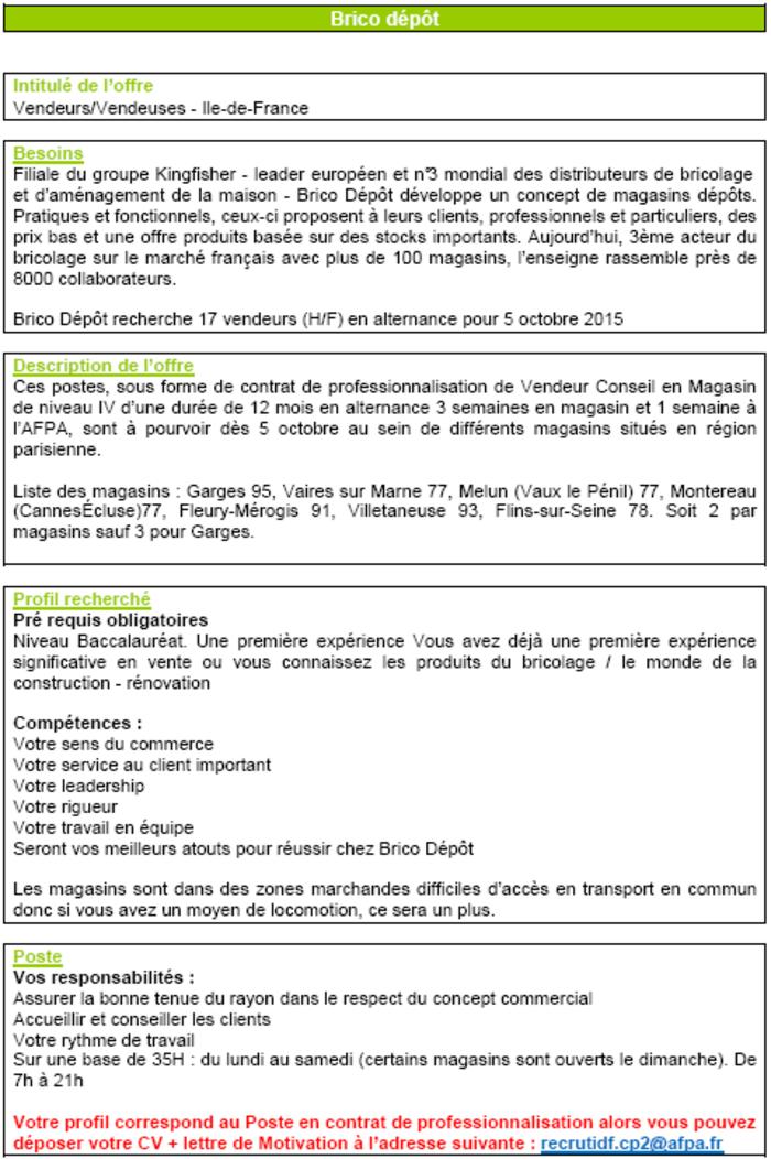 Formation - Orientation - (page 6) - Mission locale sud Essonne