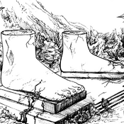 14 - Overgrown et Feet