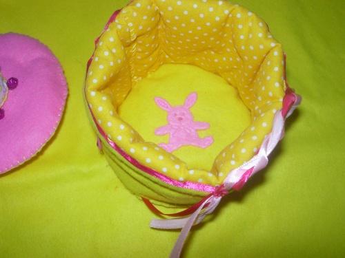 La boite à bijoux pour Pâques