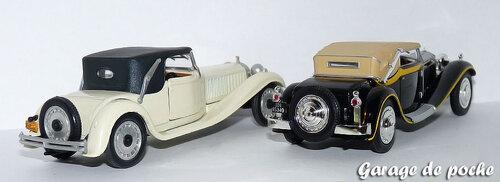Bugatti Type 41 Royale Weinberger 1931