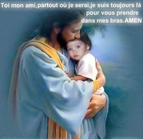 """La Pensée du Jour : """" Laissez Dieu agir """""""