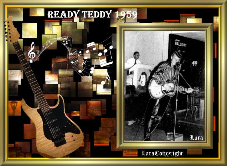 Ready Teddy 1959