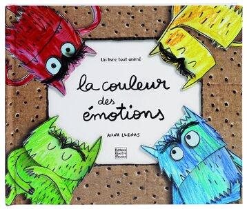 La couleur des émotions de Marie Antilogus et Anna Llenas