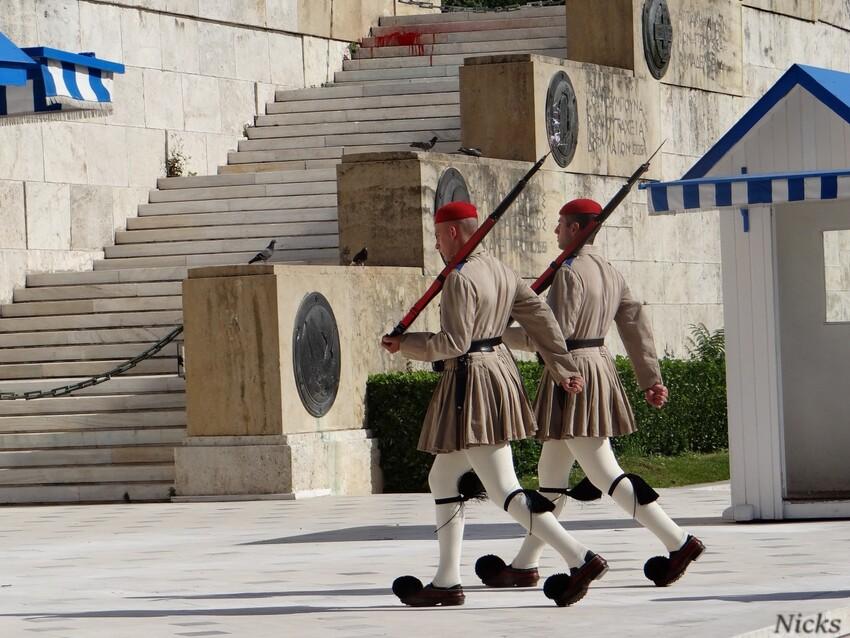 Athènes en Grèce.