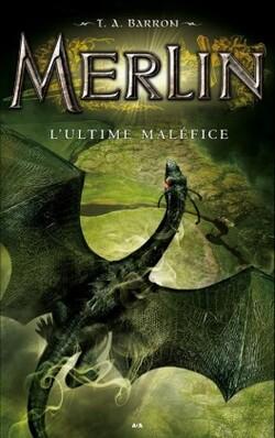 Merlin tome 8 de T.A. BARRON
