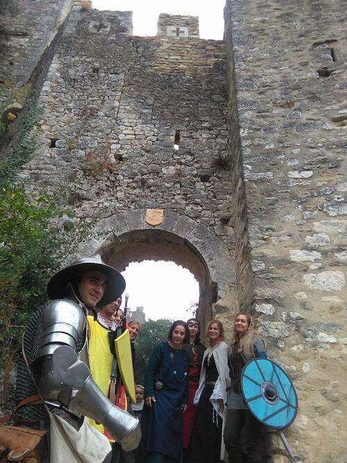 Saint-Montan en Ardèche