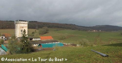 20 ans en 2012 : La Tour du Bost au fil des mois (4)