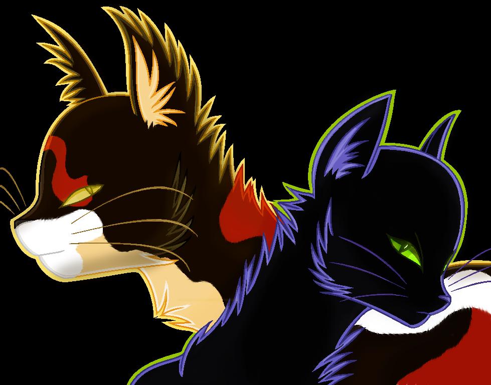 Shipping - Feuille de Houx et Sol - Warrior Cats Project
