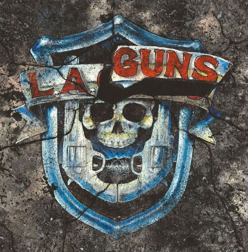 L.A. GUNS : The Missing Peace cover