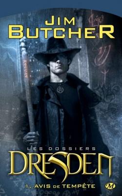 Les Dossiers Dresden - Jim Butcher